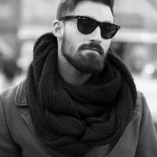 mittlerer Länge wellig Frisuren für Männer