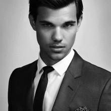 modernen Jungs professionelle Frisur für Mann