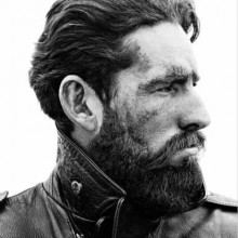 modernen männlichen Frisuren für ältere Herrschaften