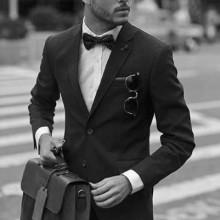 modernen, stilvollen Frisuren für Männer