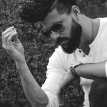 modischen lange Frisuren für Männer