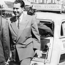 ölspray Rücken-kurze Länge 1950er Jahre Haar für Männer