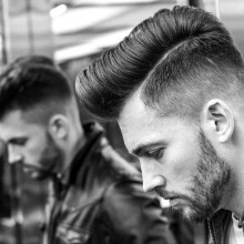 pompadour haircut für men1