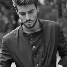 pompadour mittlere Haar für Männer