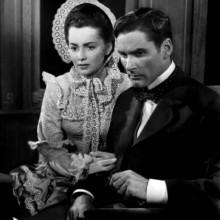 professionelle Mann mit 1940er-Jahre-Frisur