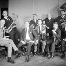 rudolph valentino 1920er Herren der alten Schule Frisuren für Herren