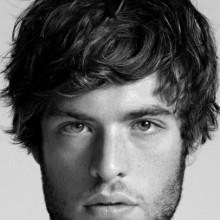 shaggy moderne Frisuren für Männer