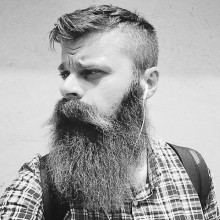 sharp super kurze Frisuren für Männer mit dünnem Haar