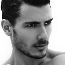 short Herren-Haarschnitte für Dicke Haare