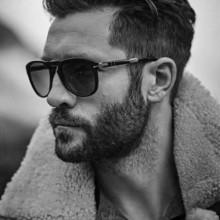 short wellige Frisuren für Männer
