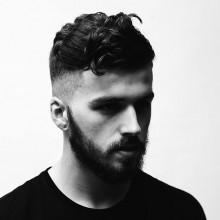 side Rasiert Frisuren für Männer