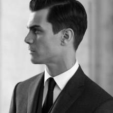 side Teil classy Frisuren für Männer