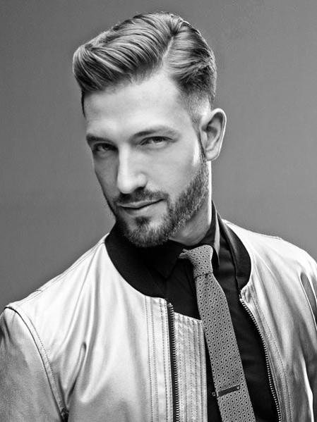 Erstaunlich Seitenteil Frisuren Für Männer
