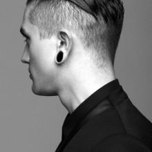 slick back hair for men
