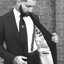 stilvolle Herren Haarschnitte für business-Mode