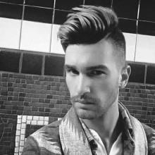 stilvolle kurze Haarschnitte für Männer