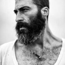stilvollen männlichen Frisuren für kurze, dünne Haare