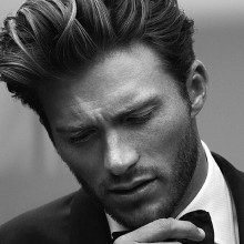 thick medium classic Haare für Männer