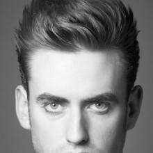 trendy kurze Frisuren für Männer