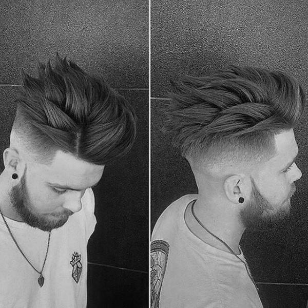 Trendige Frisuren Für Männer