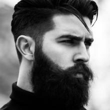 wellig mens hair