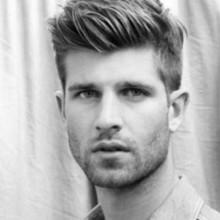 wellige Frisuren für Männer