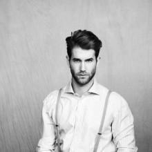 welliges Haar-Stile für Männer
