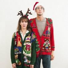 DIY Hässlich Weihnachten Pullover Spaß Weihnachten Geschenkideen