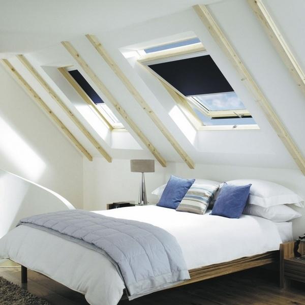 K che wei nussbaum for Dachgeschoss schlafzimmer