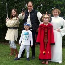 Die meistgesuchten halloween-Kostüme Star-Wars-Familie Halloween-Kostüme