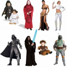 Die meistgesuchten halloween-Kostüme Star Wars Kostüme-Film inspirierte Kostüme