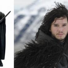 Die meistgesuchten halloween-Kostüme für Männer-Jon Schnee-Game of Thrones