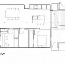 Erdgeschoss-Wohnung Renovierung 867 De Bougainville Quebec