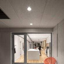 Erdgeschoss-Wohnung Renovierung Bürgerlichen Lechasseur Architekten Außenbereich