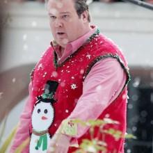 Eric Stonestreet, Modern und familiär, hässlich Christmas sweater Ideen ärmelbündchen