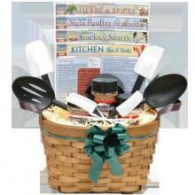 - Geschenk-Korb Ideen Kochbücher-Küche-Ideen -