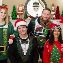 Hässlich Christmas sweater Ideen für Familien lustige Weihnachts-Ideen