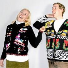 Hässlich Christmas sweater party-Ideen Weihnachts-Spaß-Aktivitäten