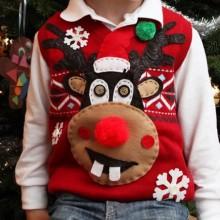 Hässlich Weihnachten Pullover fun Weihnachten Mode Kleidung