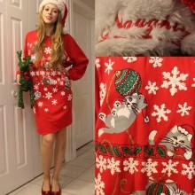 Hässliche Weihnachts-Pullover-Ideen-Spaß-party-Thema-Ideen