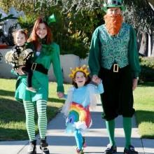 Halloween-Kostüm Ideen Kobolde Niedlich DIY-halloween-Kostüm-Ideen