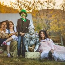 Halloween-Kostüme Familie Kostüme Ideen Zauberer von Oz