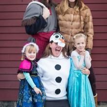 Halloween-Kostüme Frozen Thema Kostüme Familie Kostüme für halloween -