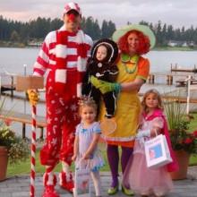 Halloween-Kostüme Ideen, Familie, Gruppe Kostüme Kostüm Ideen