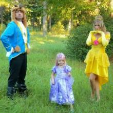 Halloween-Kostüme die schöne und das Biest-Thema Perücken Kostüme