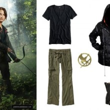 Halloween-Kostüme für Frauen Katniss Everdeen The Hunger Games