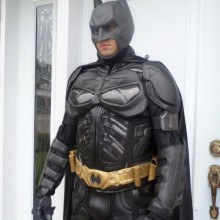 Halloween-Kostüme für Männer batman Superhelden Kostüme