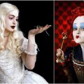 Halloween fancy dress Kostüme Halloween-Kostüme für Frauen, alice im Wunderland, Königin