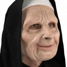 Realistische Halloween-Masken Ideen Nonne Maske halloween-Kostüm-Ideen