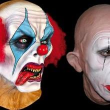 Realistische Halloween-Masken Ideen, horror-Maske, Ideen bösen clowns